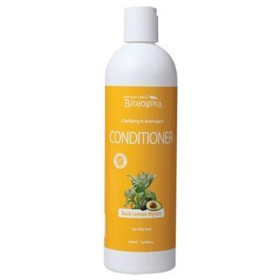 Lemon Conditioner 500ml - BIOLOGIKA