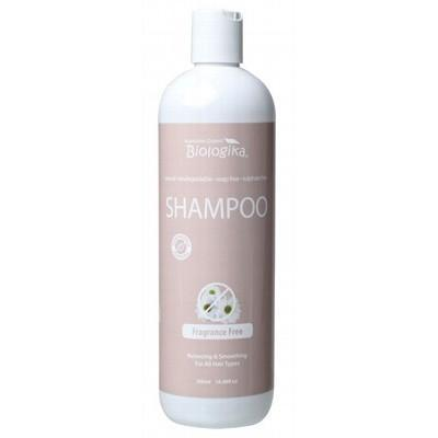 Fragrance Free Shampoo 500ml - BIOLOGIKA