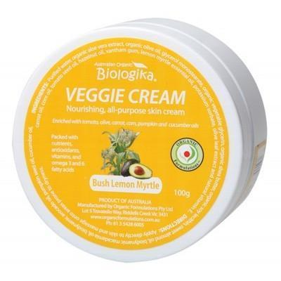 Lemon Veggie Cream 100g - BIOLOGIKA