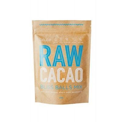 Bliss Balls Mix Raw Cacao 200g - BAKE MIXES