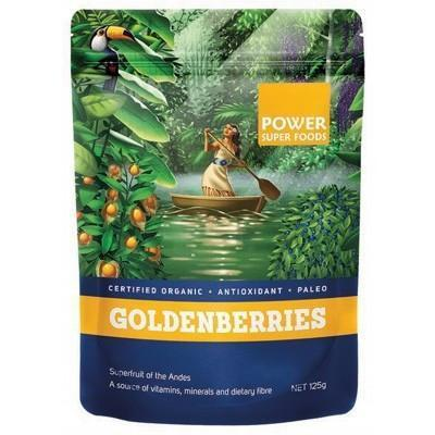 Goldenberries 125g - POWER SUPER FOODS