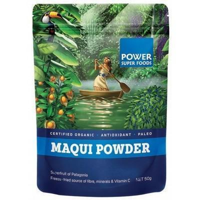 Maqui Powder 50g - POWER SUPER FOODS