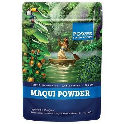 Maqui Powder 100g - POWER SUPER FOODS