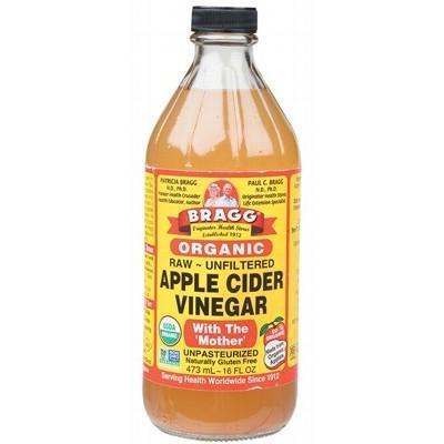 Apple Cider Vinegar 473ml - BRAGG