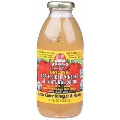 ACV Honey Drink 473ml - BRAGG