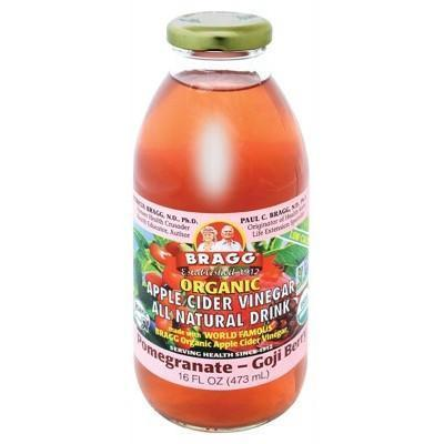 ACV Drink Pomegranate 473ml - BRAGG
