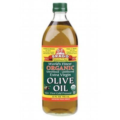 Olive Oil (Extra Virgin) 946ml - BRAGG