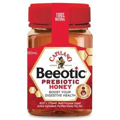 Beeotic Prebiotic Honey 350ml - CAPILANO