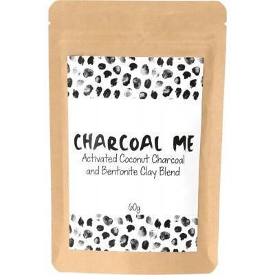 Charcoal With Bentonite 60g - CHARCOAL ME