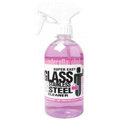 Glass & Steel Cleaner 500ml - CINDERELLA