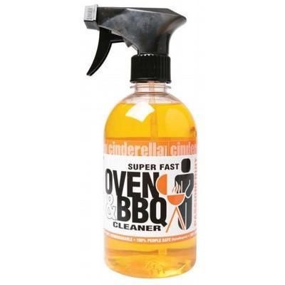 Oven & BBQ Cleaner 500ml - CINDERELLA