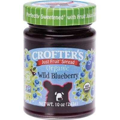 Blueberry Fruit Spread 283g - CROFTERS
