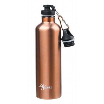 Insulated Bottle Copper 600ml - CHEEKI