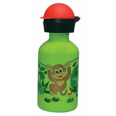 Monkey Bottle Stainless Steel 350ml - CHEEKI