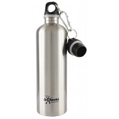 Stainless Steel Bottle 750ml - CHEEKI