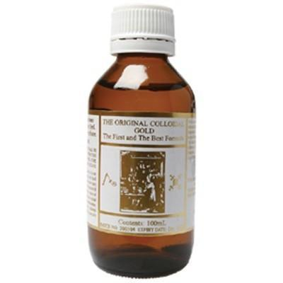Colloidal Gold 100ml - ORIGINAL COLLOIDAL