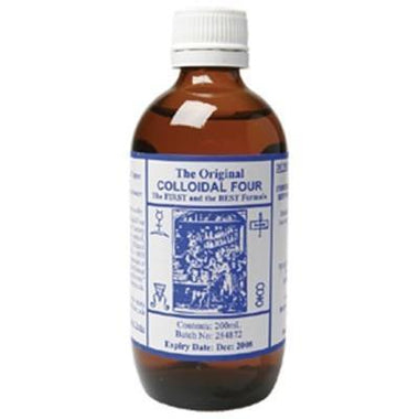 Colloidal Four 200ml - ORIGINAL COLLOIDAL