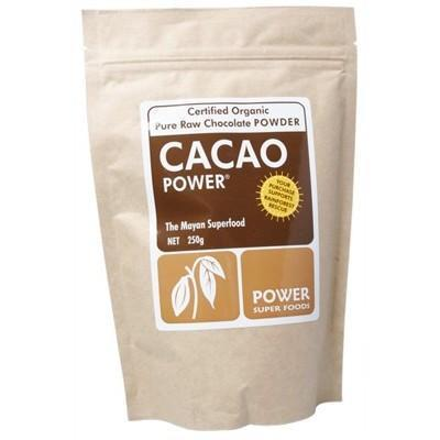 Cacao Powder 250g - POWER SUPER FOODS