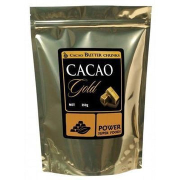 Cacao Gold Butter Chunks 250g