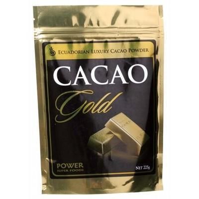 Cacao Gold Powder 225g - POWER SUPER FOODS