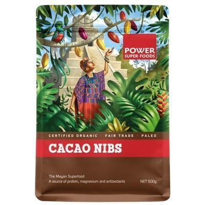 Cacao Nibs 500g - POWER SUPER FOODS