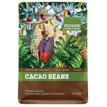 Cacao Beans 500g