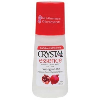 Pomegr. Deodorant 66ml - CRYSTAL ESSENCE