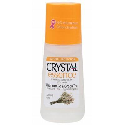 Chamomile Deodorant 66ml - CRYSTAL ESSENCE