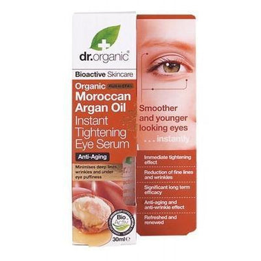 Argan Eye Serum 30ml - DR ORGANIC