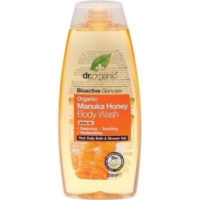 Manuka Body Wash 250ml - DR ORGANIC