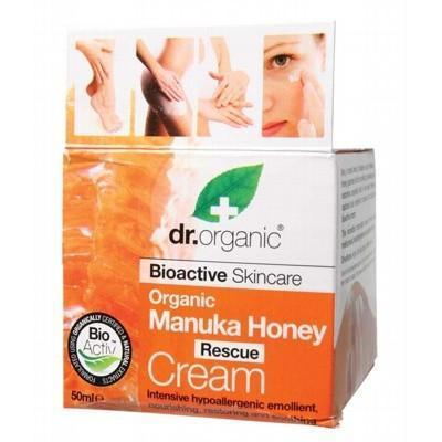 Manuka Cream 50ml - DR ORGANIC