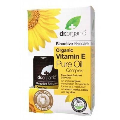 Vitamin E Oil 50ml - DR ORGANIC