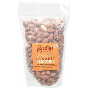 Activated Almonds 300g