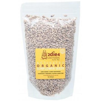 Sunflower Seeds 300g - 2DIE4 LIVE FOODS