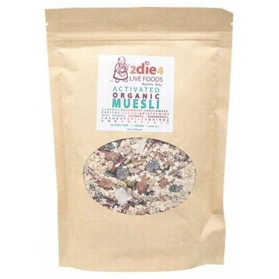 Activated Muesli 300g - 2DIE4 LIVE FOODS