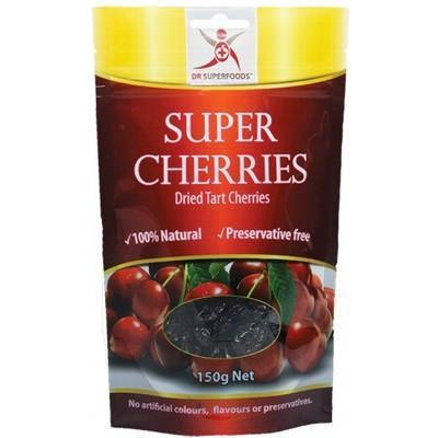 Super Cherries 150g - DR SUPERFOODS