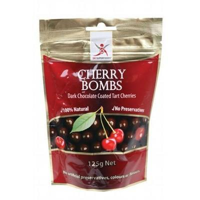 Cherry Bombs 125g - DR SUPERFOODS