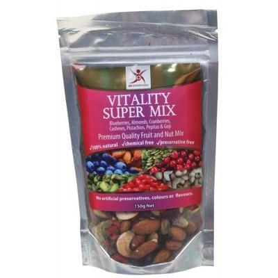 Vitality Super Mix 150g - DR SUPERFOODS