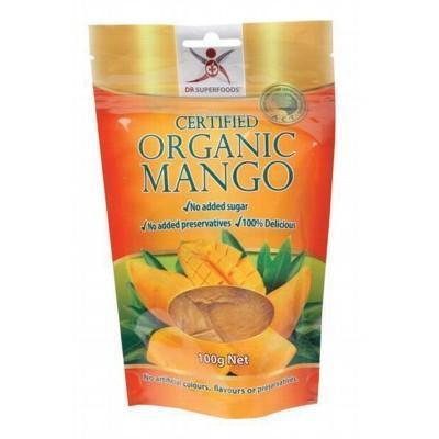 Dried Mango 100g - DR SUPERFOODS