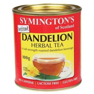 Dandelion Tea 100g - SYMINGTONS