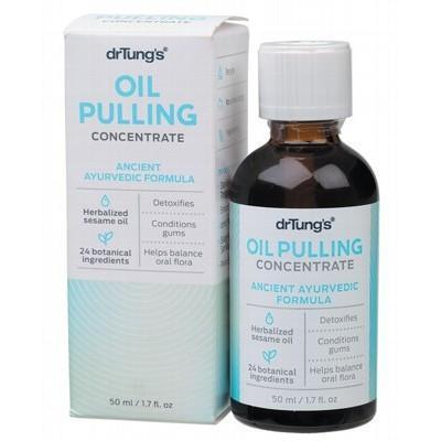 Oil Pulling Concentrate 50ml - DR TUNG'S