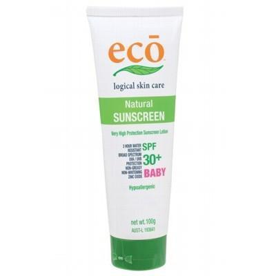 Baby Sunscreen SPF30+ 100g - ECO SUNSCREEN