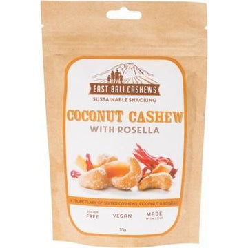 Coconut With Rosella 55g