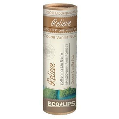 Cocoa Vanilla Nut Lip Balm 8.5g - ECO LIPS