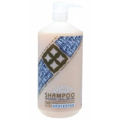 Unscented Shampoo 950ml - ALAFFIA
