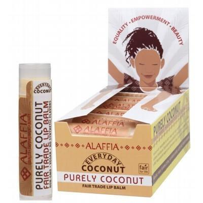 Purely Coconut Lip Balm 4.25g - ALAFFIA