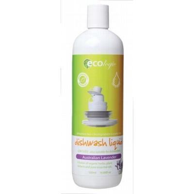 Lav. Dishwash Liquid 500ml - ECOLOGIC