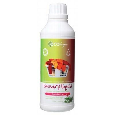 Rose Laundry Liquid 1L - ECOLOGIC