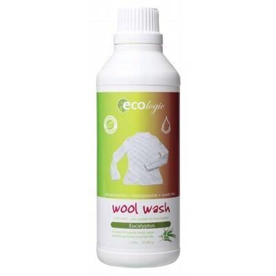 Euc. Wool Wash 1L - ECOLOGIC