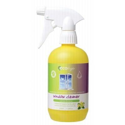 Lemon Window Cleaner 520ml - ECOLOGIC